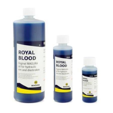 Magura Magura Disc Brake Blood (Hydraulic Mineral Oil), 100ml Bottle