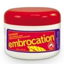 Chamois Butt'R, Eurostyle, Embrocation, Hot, Jar 8oz