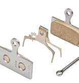 Shimano Shimano, BR-M8000, G04S, Disc brake pads, Metal, Without fins, Pair, G type, Y8MY98010
