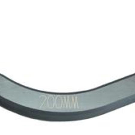 North Shore Billet NSB Disc adaptor 200 PM (+40mm)
