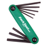 Park Tl, TWS-2, Flding Trx wrenches, T7, T9, T10, T15, T20, T25, T27, T30 and T40