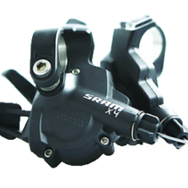 SRAM X4 TRIGGER 3X8 SPD SET