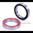 "FSA Bearing, Headset, 40 x 51.8 x 8mm, Stainless Steel, ACB, 1.5"" x 36°/45° (MR127)"