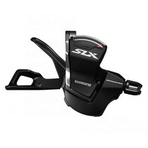 Shiman, SLX SL-M7000, Shift levers, 11sp., Clamp, Black