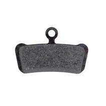 Sram, Guide/Trail, Disc brake pad, Organic, Bulk, alloy back plate