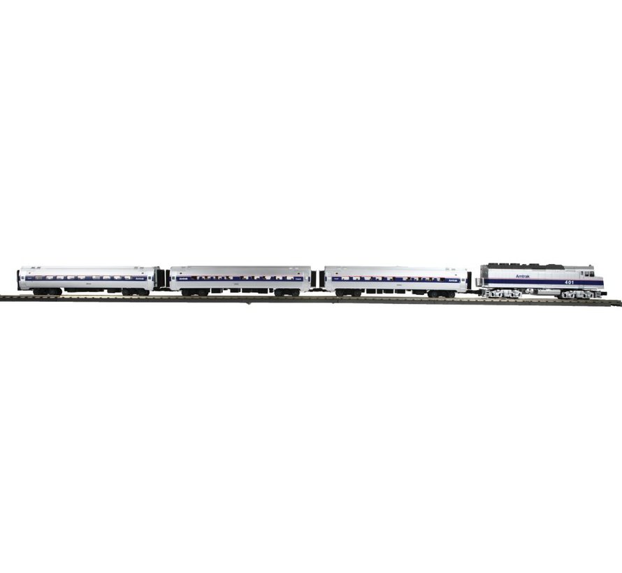 MTH : O Amtrak Pass Set