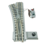 MTH MTH-40-1021 - MTH : O RealTrax 0-72 LH Switch
