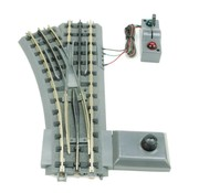 MTH MTH : O RealTrax 0-42 LH Switch