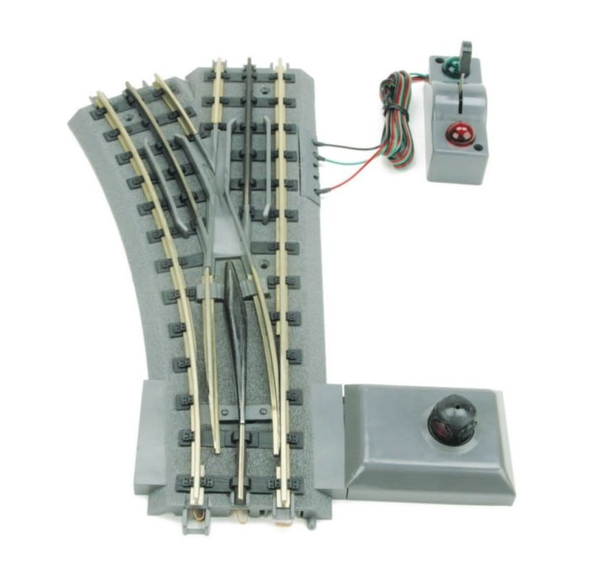 MTH : O RealTrax 0-42 LH Switch
