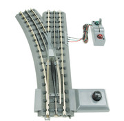 MTH MTH : O RealTrax 0-54 LH Switch