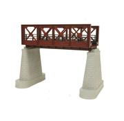 MTH MTH-40-1104 - MTH : O Steel Bridge Girder Rust (New)