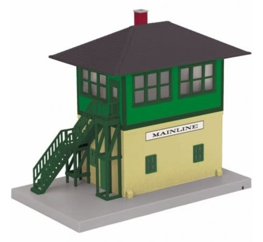 MTH : O Mainline Switch Tower