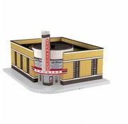 MTH MTH-30-9198 - MTH : O The Senator Movie Theater