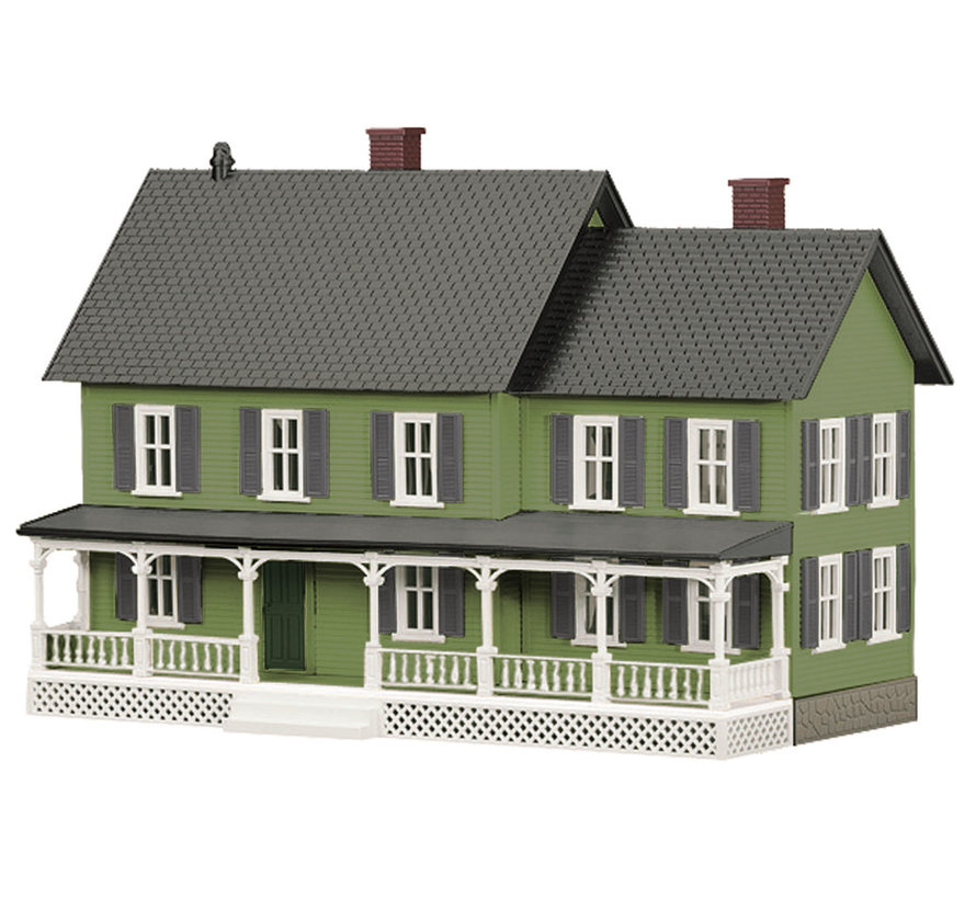 MTH : O #5 Country House