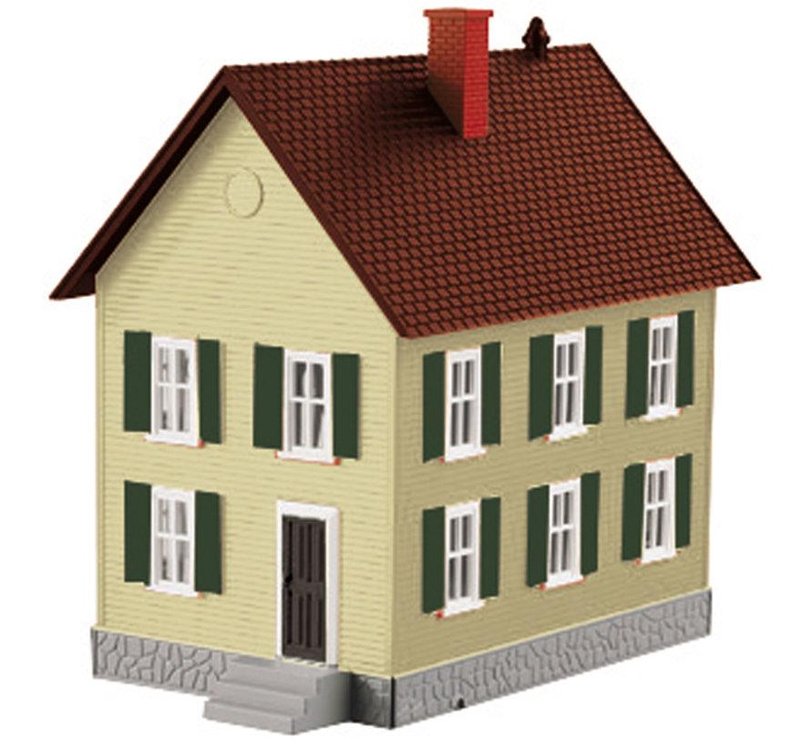 MTH : O #1 Row House
