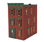 MTH : O 3-Story Miner red Stone