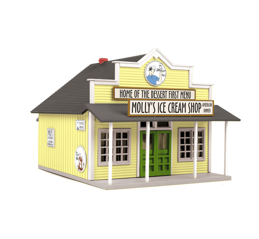 MTH : O Ice Cream Store