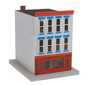 MTH MTH-30-90487 - MTH : O 3-story Building