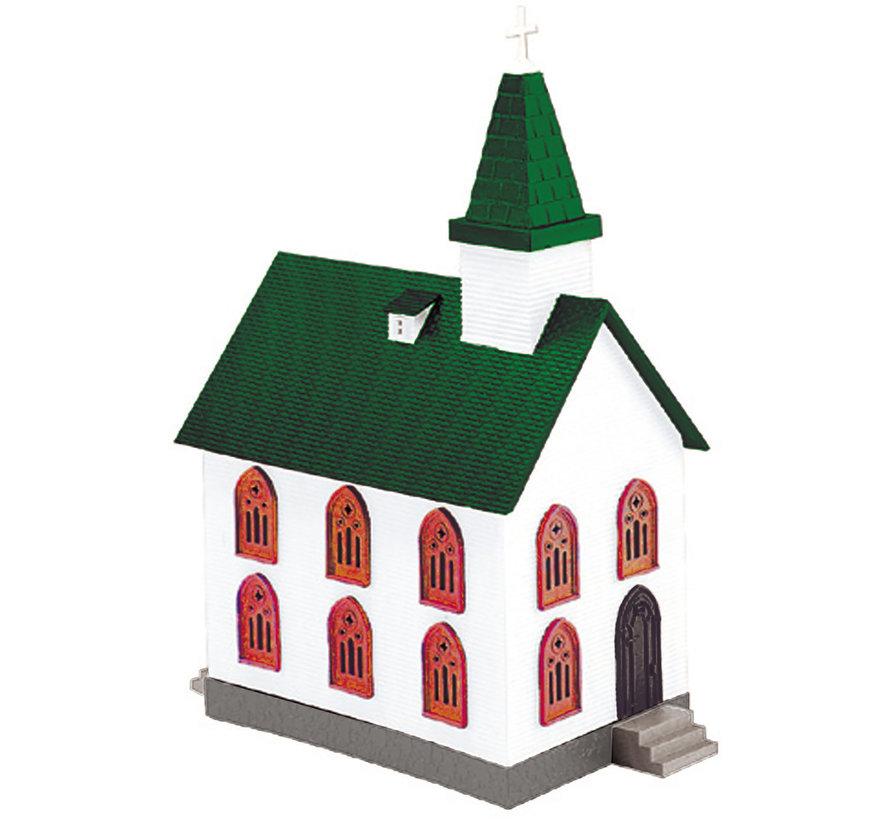 MTH : O Country Church