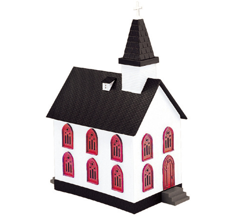 MTH : O #5 Country Church