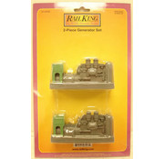 MTH MTH-30-50028 - MTH : O Freight Load Generator