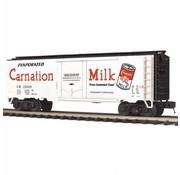 MTH MTH-20-94282 - MTH : O Carnation Reefer Car