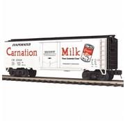 MTH MTH : O Carnation Reefer Car