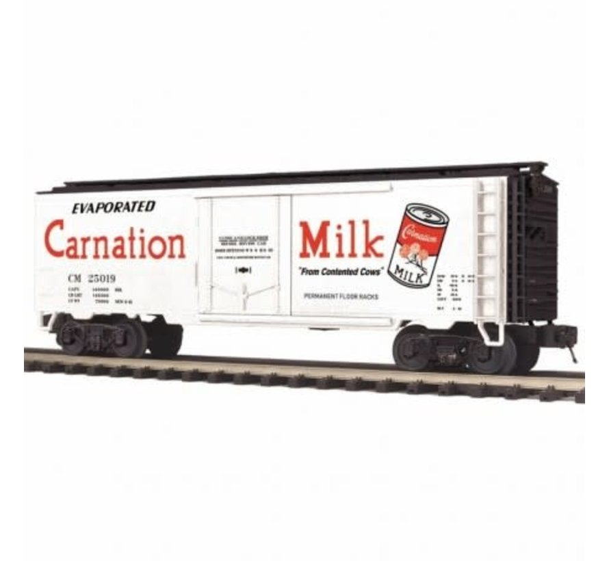 MTH : O Carnation Reefer Car
