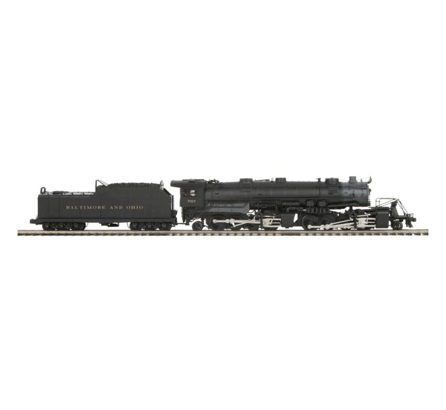 MTH : O 2-8-8-2 Y3 Steam