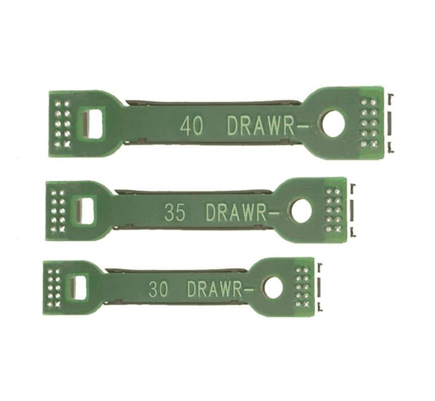 MTH : O Wireless Draw Bar