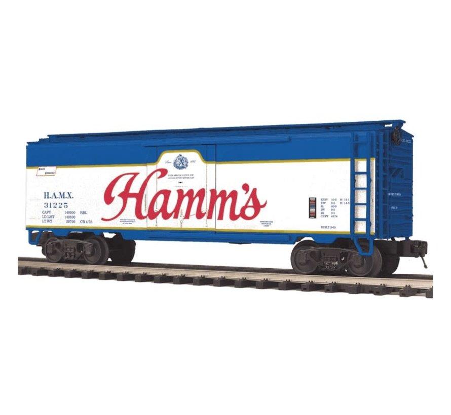 MTH : O Hamms 40 Reefer Car