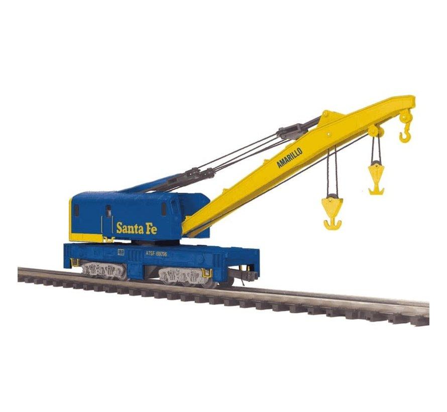 MTH : O SF Crane