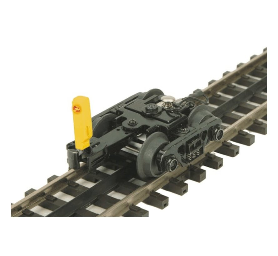 MTH : O End of Trains Yellow