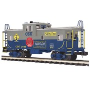 MTH MTH-20-91621 - MTH : O CSX Extended Vision Caboose