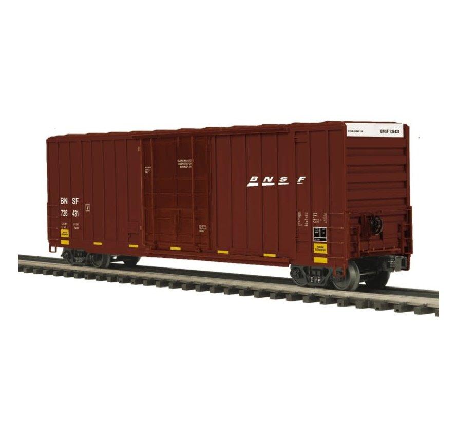 MTH : O 50' Hi-Cube Boxcar BNSF #726431