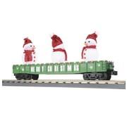 MTH-30-72211 - MTH : O Christmas Gondola W/Led