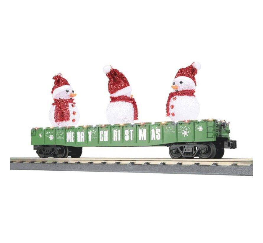 MTH : O Christmas Gondola W/Led