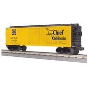 MTH MTH : O SF Box Car