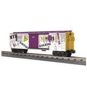 MTH MTH-30-74942 - MTH : O MTH Box Car w/power meter
