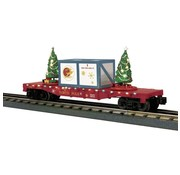 MTH MTH-30-76776 - MTH : O North Pole Flat