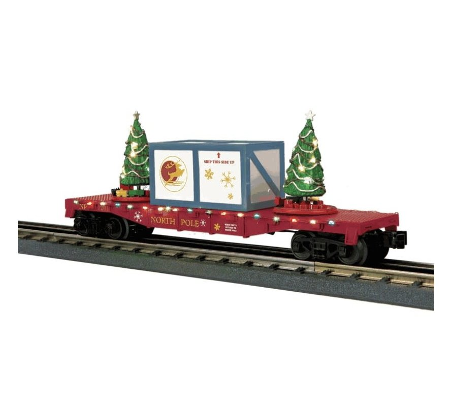 MTH : O North Pole Flat