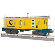 MTH MTH-30-77297 - MTH : O CSX Bay Window Caboose