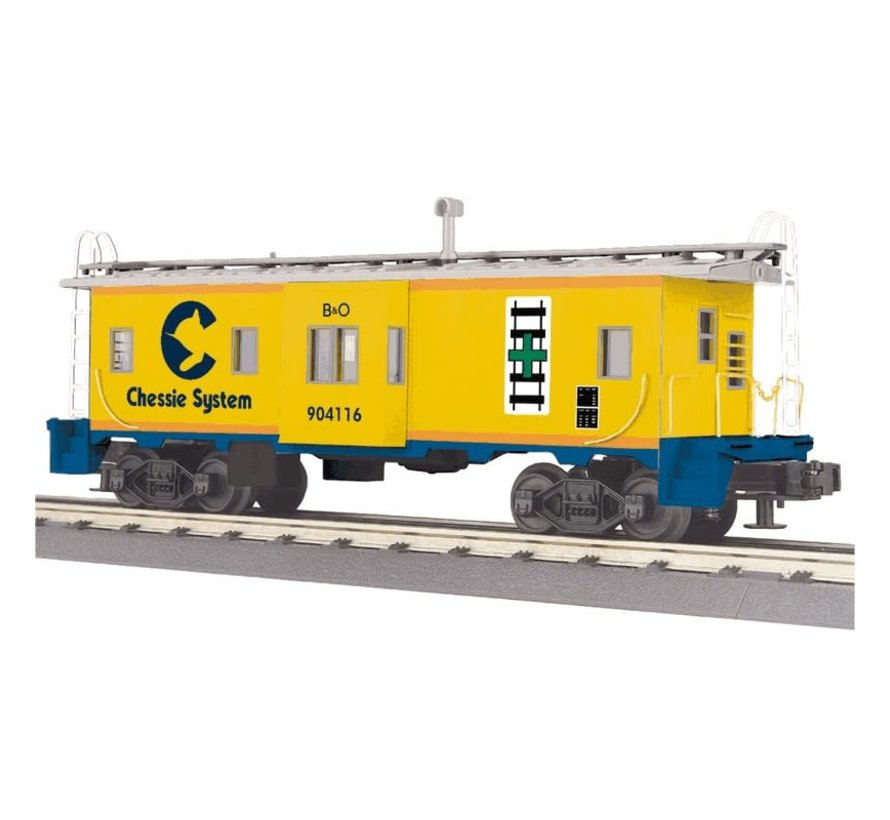 MTH : O CSX Bay Window Caboose