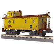 MTH MTH-30-77319 - MTH : O DM&IR Offset Steel Caboose