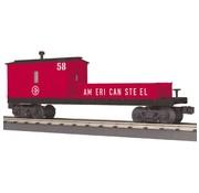 MTH MTH-30-79525 - MTH : O American Steel Crane Tender