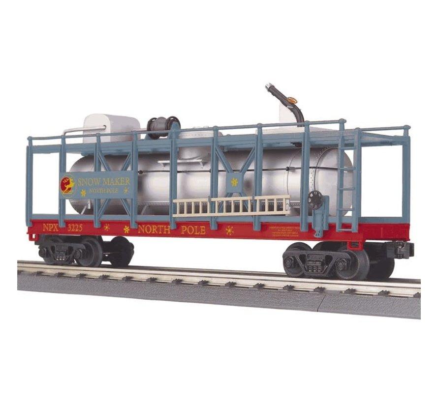 MTH : North Pole Fire Car