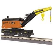 MTH MTH-30-79550 - MTH : O BNSF America Crane