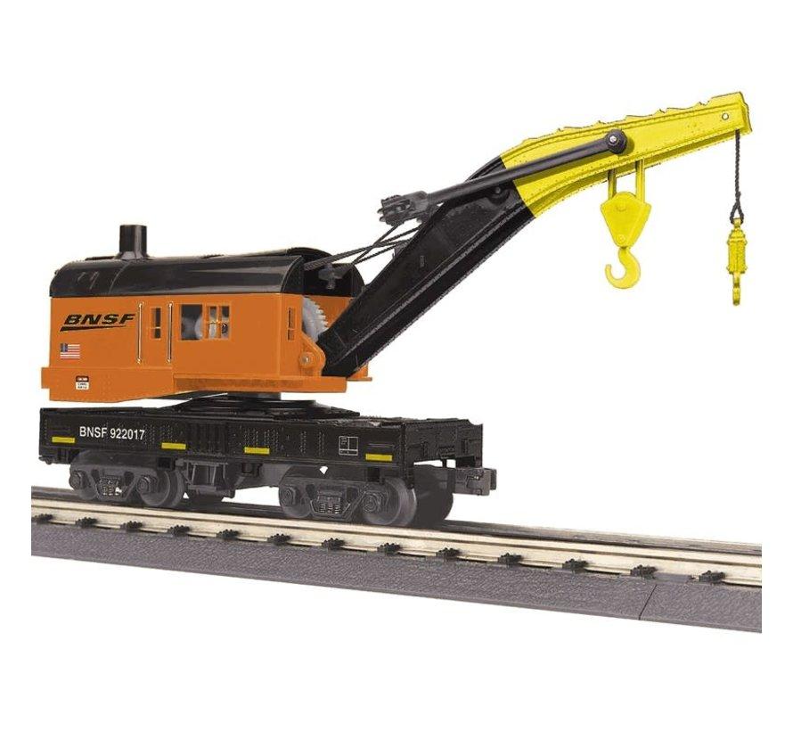MTH : O BNSF America Crane