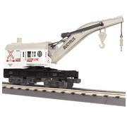 MTH MTH-30-79577 - MTH : O BNSF Crane (sold with tender only)