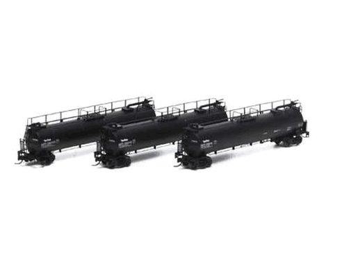 ATHEARN ATH-14996 - Athearn : N GATX Tank Train